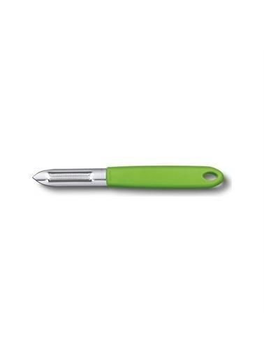 Victorinox Victorinox Vt 7.6077.4 Çift Kenarlı Döner Bıçaklı Yeşil Meyve Ve Sebze Soyacağı Renkli